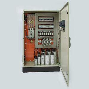 Banco Capacitor Trifásico