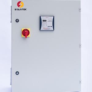 Banco de Capacitores Automático Temporizado