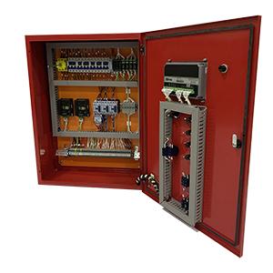 Painéis Elétricos para Sistemas de Bombas